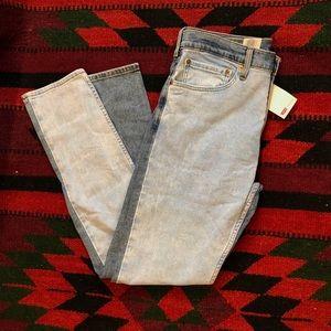 NWT Levi's 512 slim taper flex fit jeans